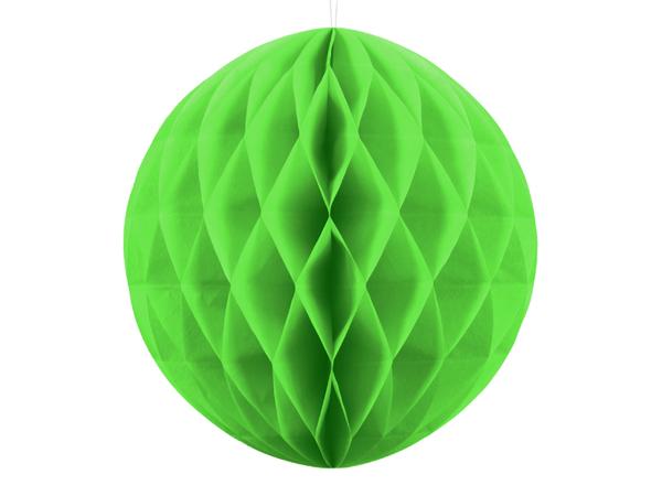 Χάρτινη μπάλα - Πράσινο (20εκ)