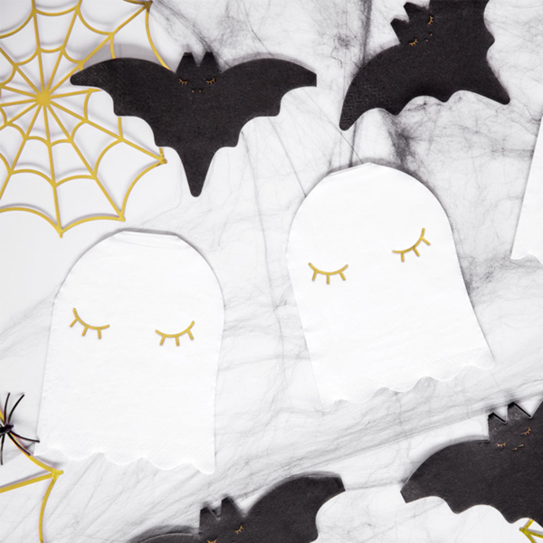 Picture of Paper napkins - Ghost