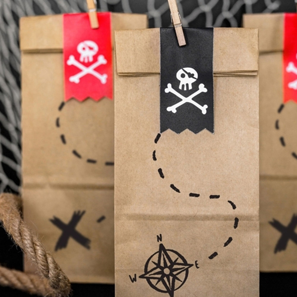 Picture of Treat bags Pirates Party