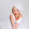 Picture of Tulle headband, white