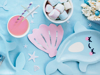 Picture of Paper napkins - Seashell
