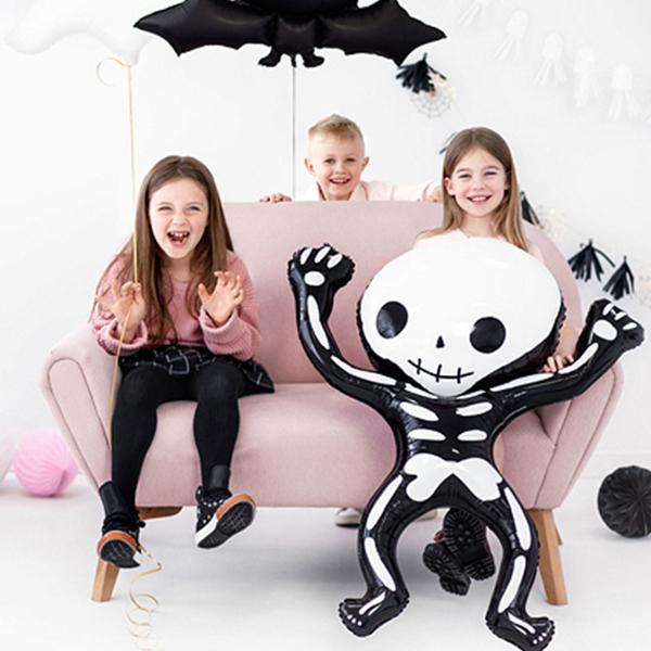 Picture of Foil Balloon Skeleton