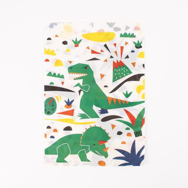 Picture of Treat Bags - Dinosaurs