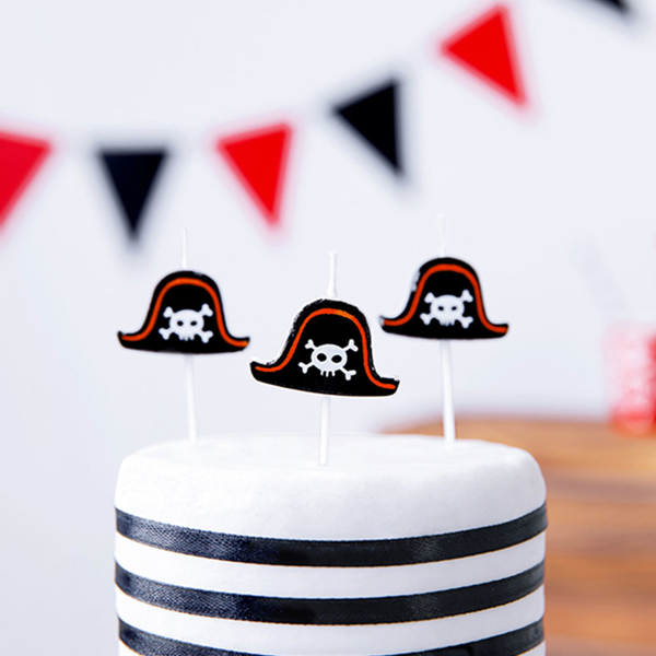 Picture of Candles - Pirates
