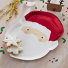 Picture of Paper plates - Santa