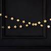 Picture of Garland - Gold stars