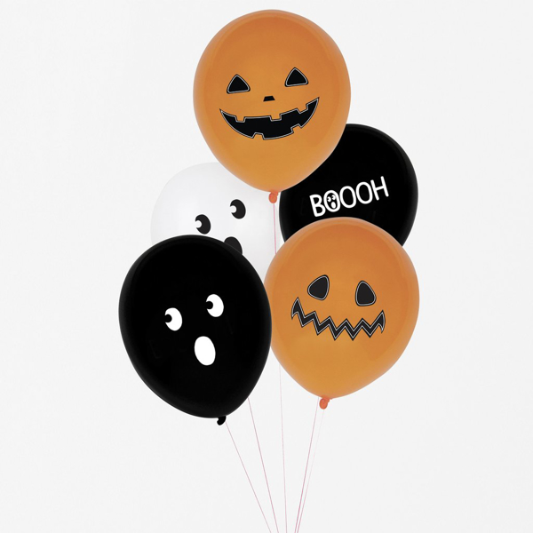 Picture of Balloons - Halloween