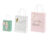 Picture of Gift bags - Merry Christmas pastel