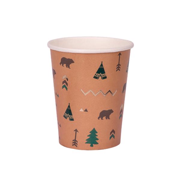 Χάρτινα ποτήρια - Indian Forest