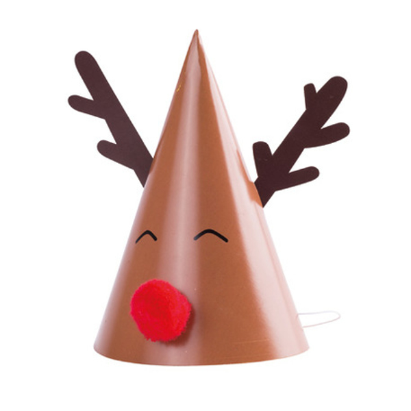 Picture of Party hats - Reindeer