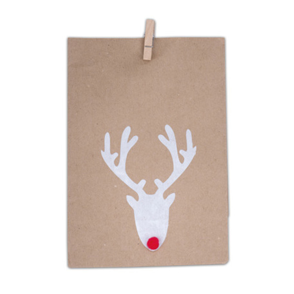 Picture of Treat bags - Reindeer