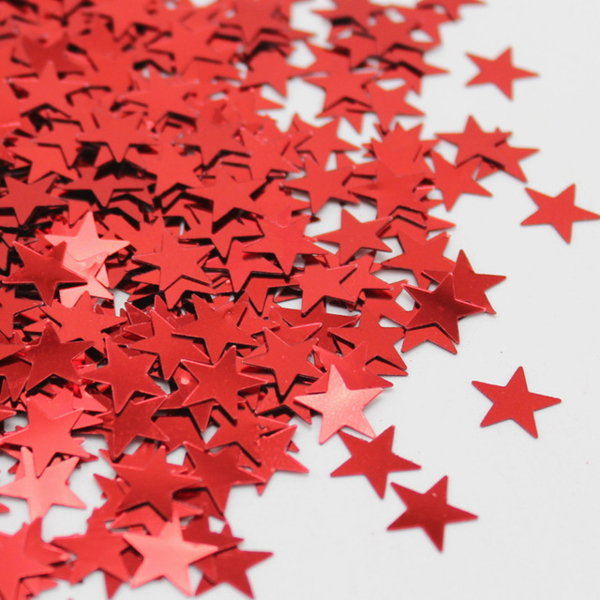 Picture of Red star scatter