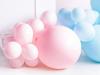 Μπαλόνι παστέλ ροζ (60εκ.)