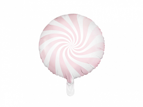 Picture of Foil Balloon Candy pink