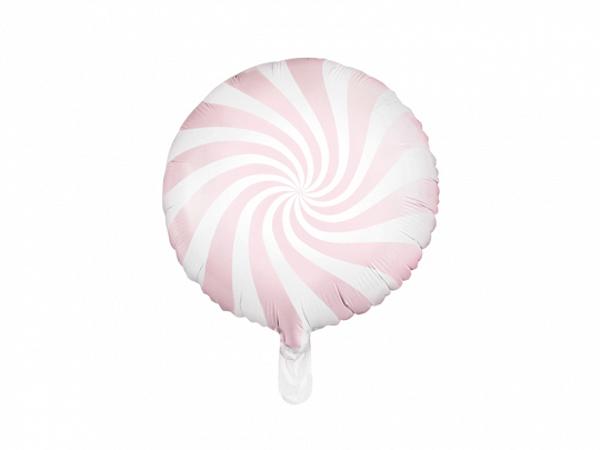 Μπαλόνι foil Candy ροζ