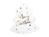 Picture of Napkins Christmas tree - Merry Christmas