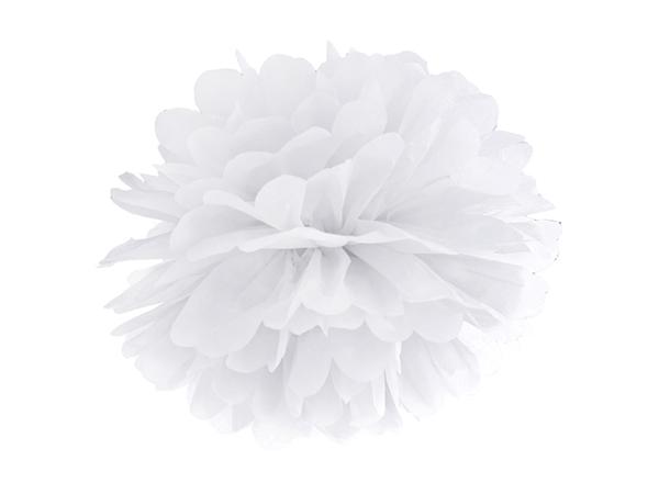 Picture of Pom pom - White (35cm)