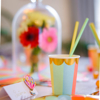 Picture of Paper cups - Multicolor