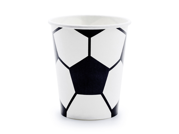 Picture of Paper cups - Football
