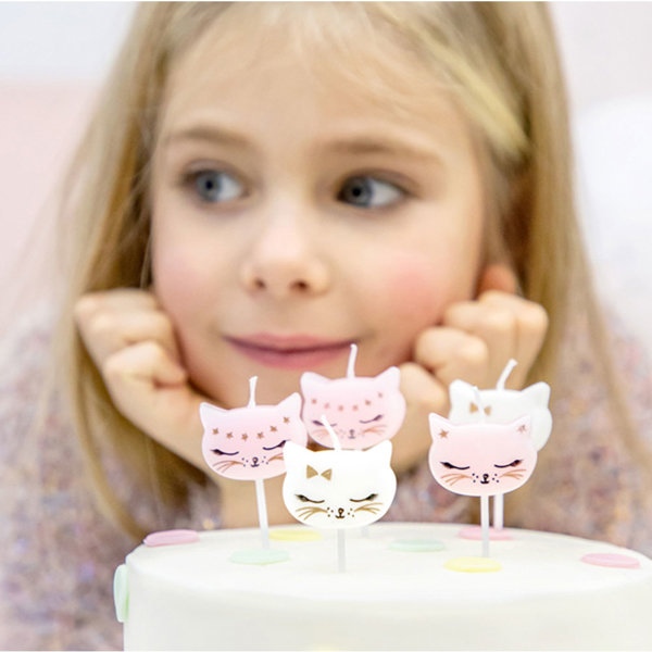 Picture of Candles - Cat