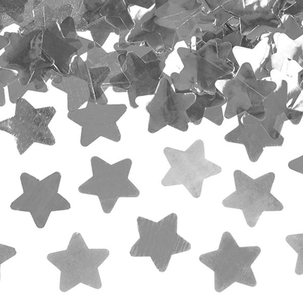 Picture of Silver Star Confetti Cannon Shooter