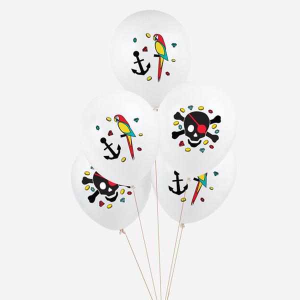 Μπαλόνια - Πειρατής