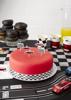 Κεράκια για τούρτα - Αγωνιστικό αυτοκίνητο