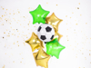 Picture of Foil balloon - Football ball