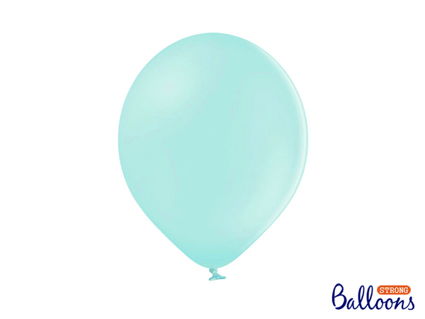 Picture of Balloons 30cm, Pastel Light Mint (1 pkt / 10 pc.)