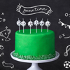 Picture of Cake candles - Football