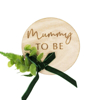 Picture of Wooden badge - Mummy to be