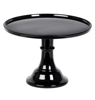 Picture of Cake stand large - Black