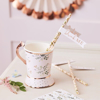 Picture of Paper straws - Tea party