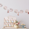 Picture of Bunting - Tea party