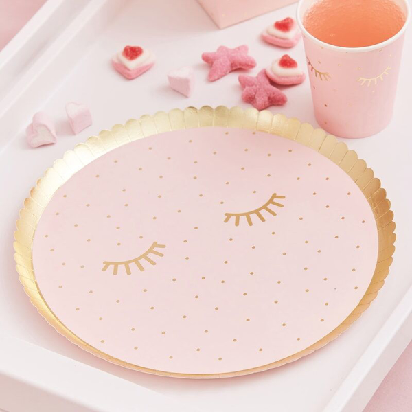 Picture of Paper plates - Pamper party