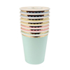 Picture of Paper cups - Pastel