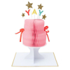 Picture of Card - Cake stand-up