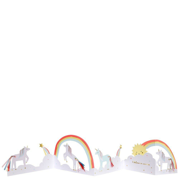 Picture of Card - Unicorns