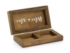 Picture of Wooden wedding ring box - We do