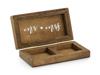 Ξύλινο κουτί για βέρες - We do