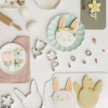Picture of Cookie cutters - Floral Bunny