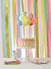 Picture of Cake topper - Rainbow Balloon