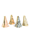 Picture of Party hats - Safari animals (8pcs)