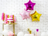 Picture of Foil balloon star - Pink (48cm)