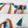 Picture of Pastel Tassel Garland - My little day