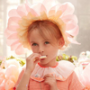 Picture of Flower paper bonnets (4pcs)