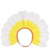 Καπελάκι λουλούδι (σετ 4)