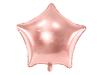 Μπαλόνι foil αστέρι - Ροζ χρυσό (48εκ)