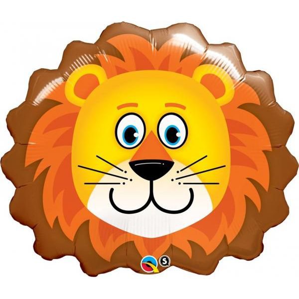 Picture of Foil Balloon Lion
