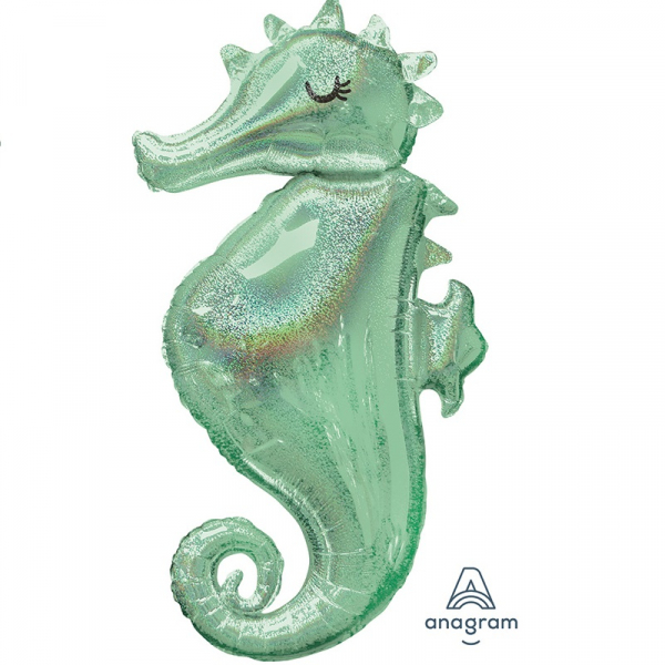Picture of Foil Balloon Seahorse